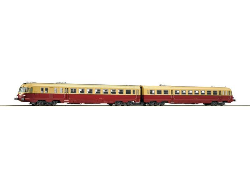 TEE-Dieseltriebwagen ALn 442/448 FS H0