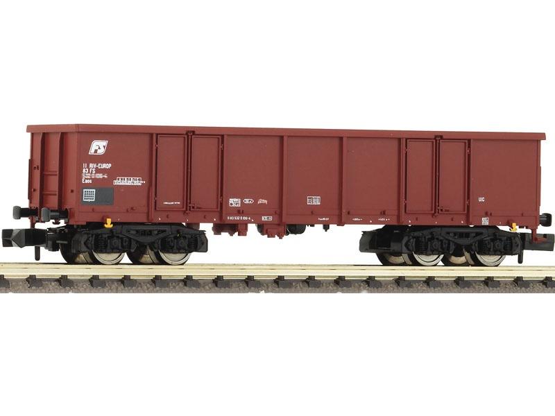 Offener Güterwagen Bauart Eaos der FS, DC, Spur N