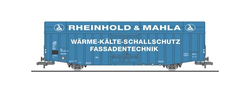 Großräumiger Güterwagen, Hbbks, DB, DC, Spur H0