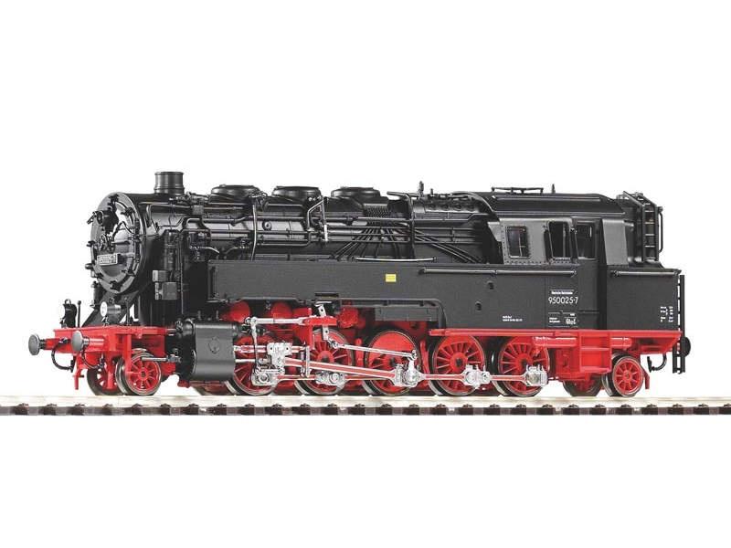 Dampflok BR 95 der DR, Öl-Version, Epoche IV,Spur H0