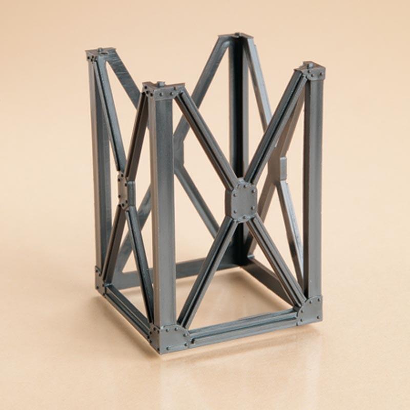 Stahltragwerkselemente Teil H, Spur H0 / Spur TT