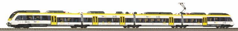 4tlg. E-Triebwagen BR 442 Talent 2 BW der DB AG, DC, Spur H0