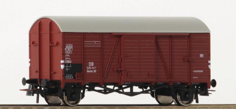 Gedeckter Güterwagen Oppeln der DB, Epoche III, Spur H0