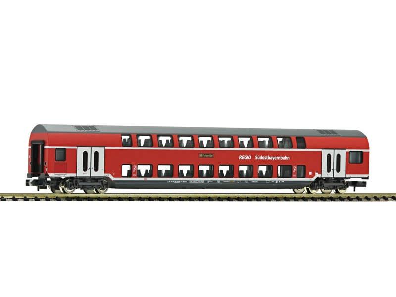 Doppelstockwagen 2. Klasse der DB AG, DC, Spur N