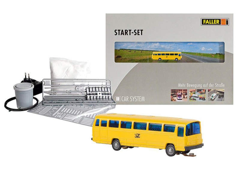 Car System Start-Set MB O302 Postbus (WIKING) N