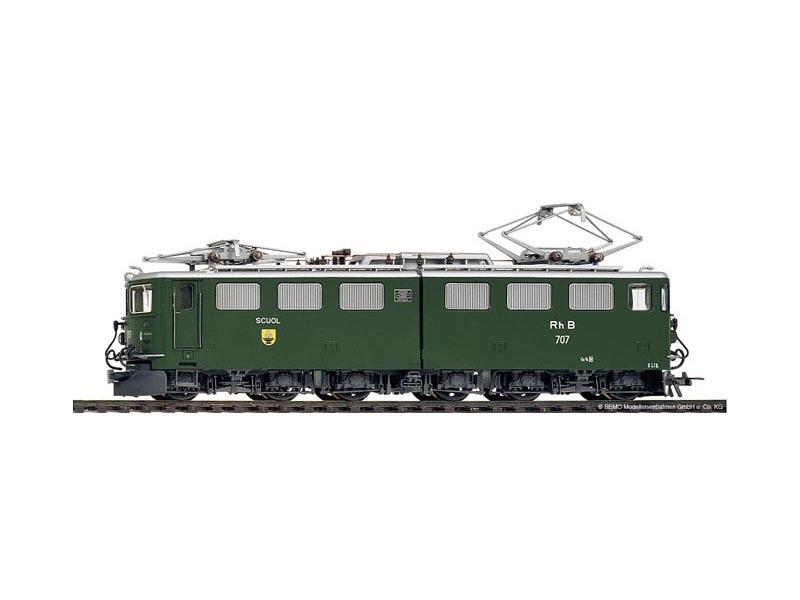 RhB Ge 6/6 II 707 E-Lok Scuol, Spur H0m