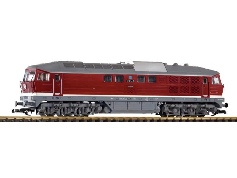 Diesellokomotive BR 131 der DR, Epoche IV, Spur G