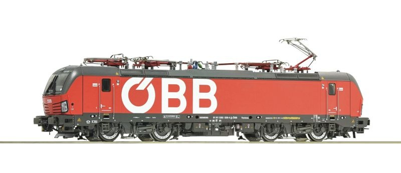 E-Lok Rh 1293 der ÖBB, Sound, AC, H0