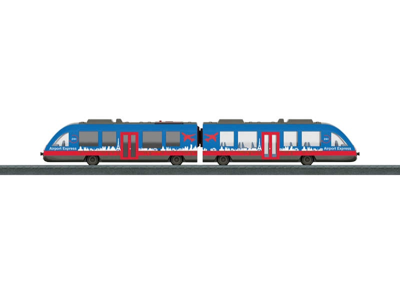 my world - Startpackung Airport Express - Hochbahn H0