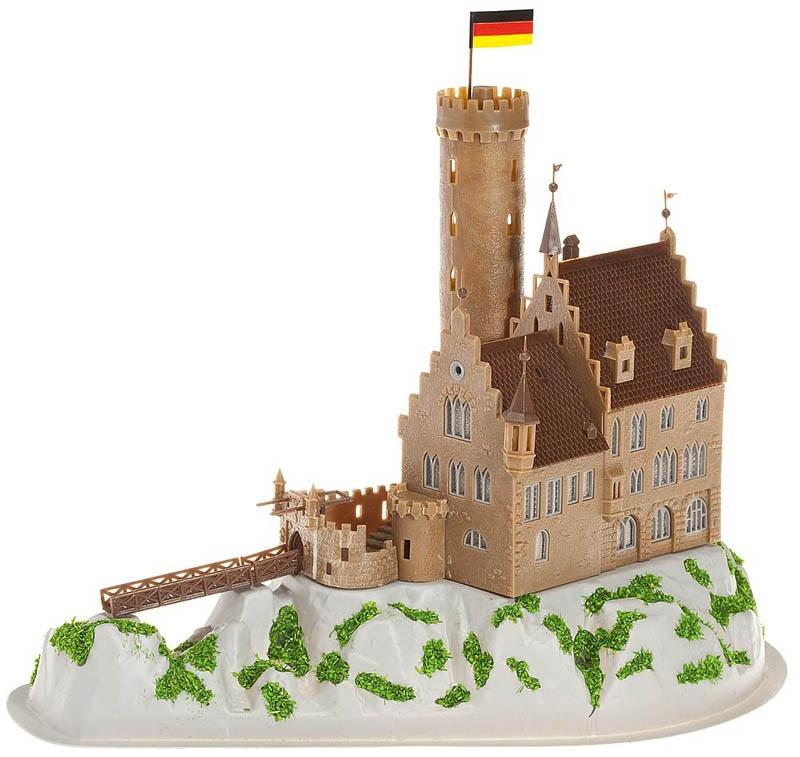 Schloss Lichtenstein Bausatz H0