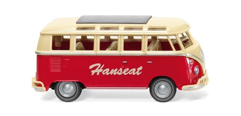 VW T1 Sambabus, Hanseat, 1:87, H0