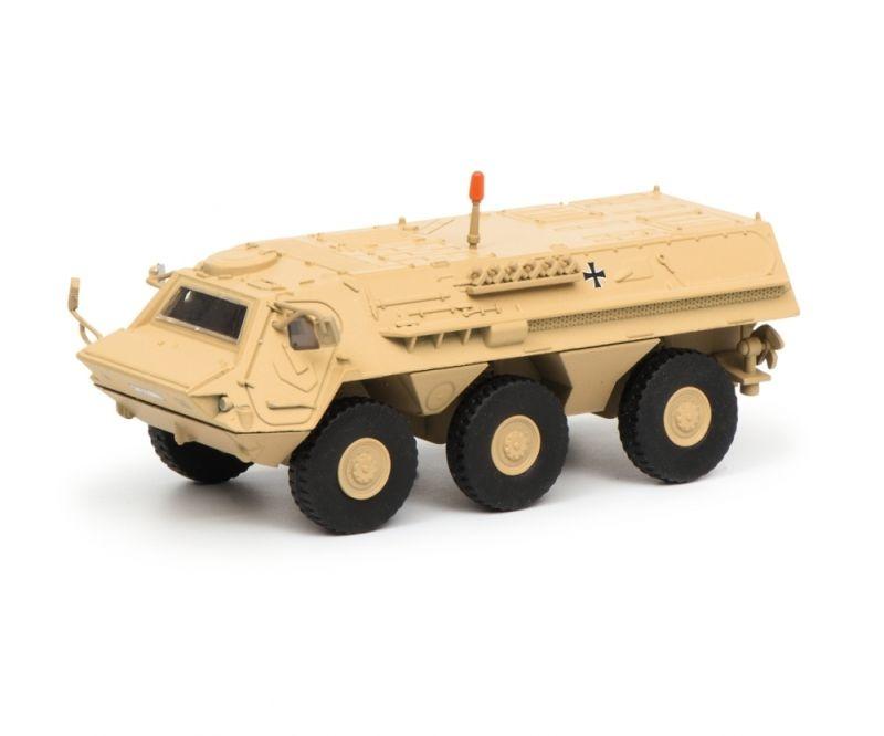 Fuchs Transportpanzer ISAF, 1:87 / Spur H0