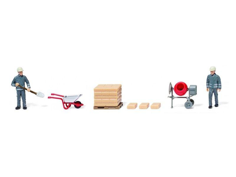 Baustellen-Set 1:87 / H0