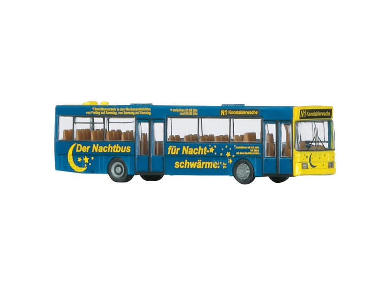 Nachtbus Frankfurt Typ MB O405 Spur N