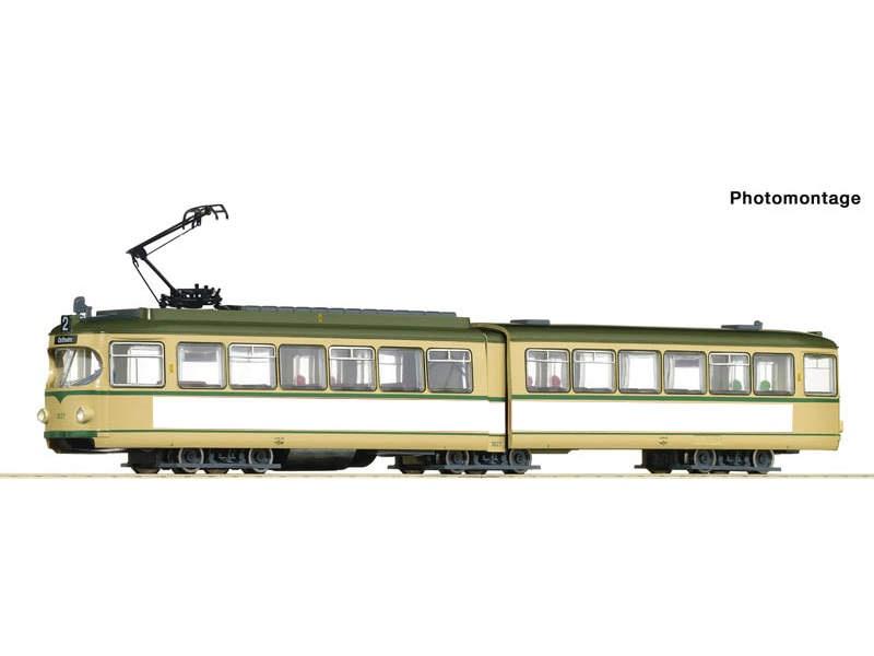 Straßenbahn 6-achsig Jägermeister H0