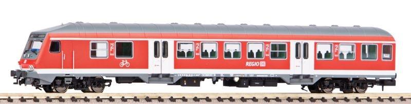 Personenwagen n-Steuerwagen Wittenberger Kopf DB AG, N