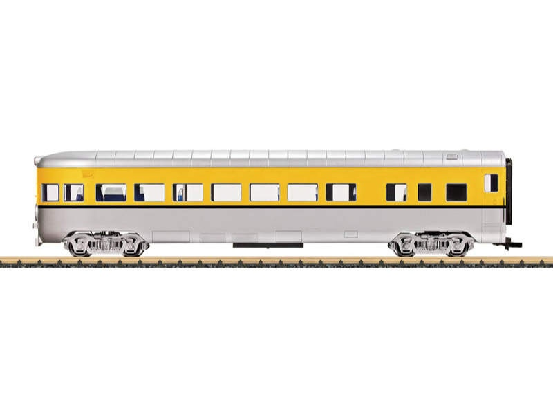 DRGW Observation Car Spur G