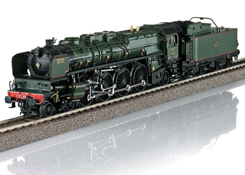 Schnellzug-Dampflokomotive Serie 13 der EST, Ep.II, Spur H0