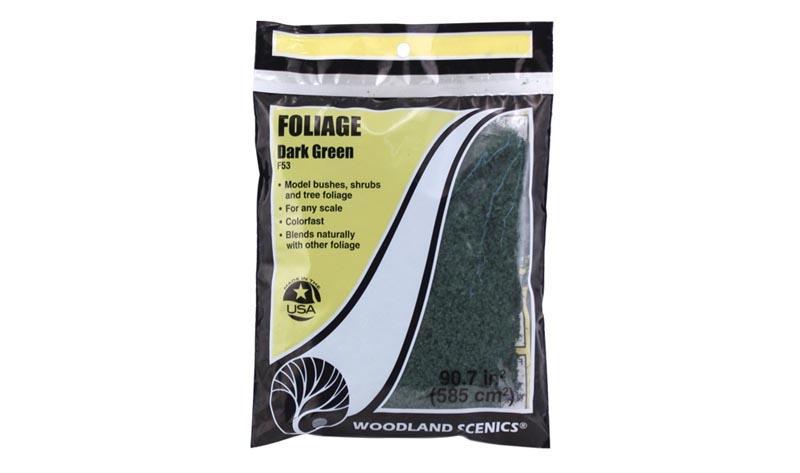 Foliage Blattwerk zur Belaubung, dunkelgrün