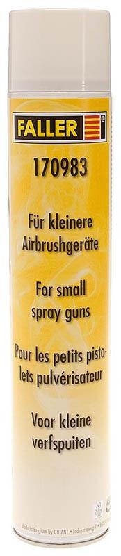 Druckluftdose für Airbrush, 750 ml