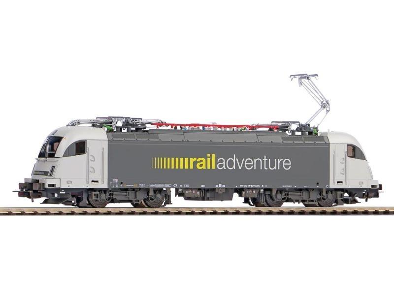 Elektrolok Taurus der RailAdventure, AC, Spur H0