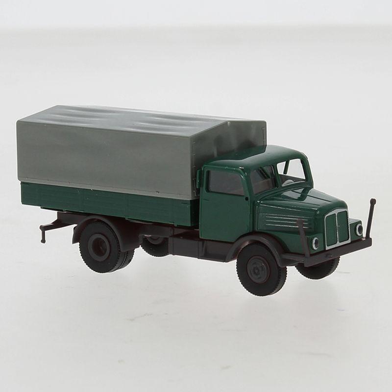 IFAS 40001 PP, dunkelgrün/schwarz, 1960, 1:87 / H0