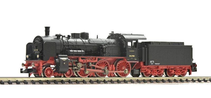 Dampflokomotive BR 38.10-40 der DRG, DCC, DC, Spur N