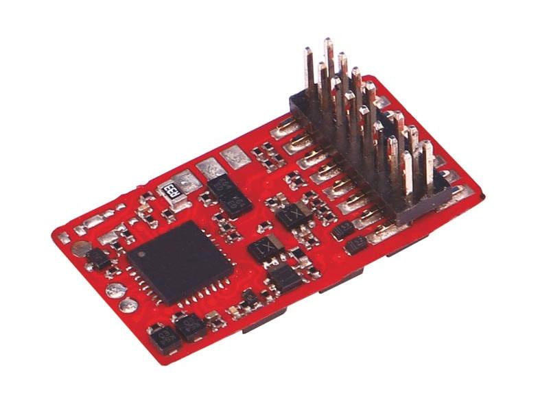 SmartDecoder 4.1 PluX16 Soundschnittstelle, multiprotokoll