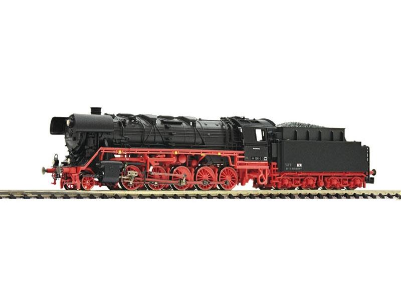 Dampflokomotive BR 44 mit Kohlentender der DR, Sound, Spur N
