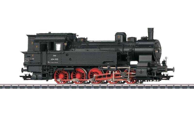 Tenderdampflokomotive BR 694 der ÖBB, Sound, Spur H0