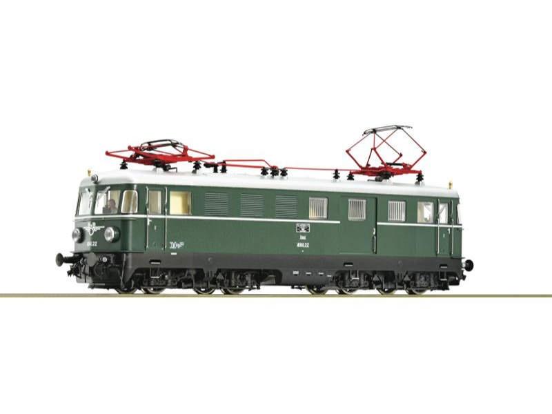 Elektrotriebwagen 4061.22 der ÖBB, Sound, AC, Spur H0