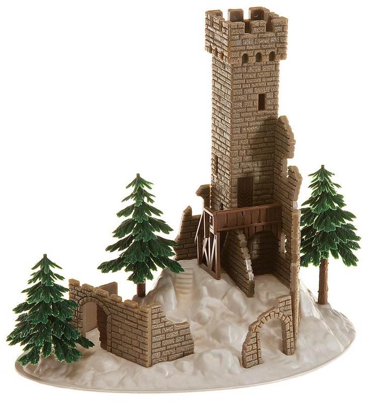 Ruine Bausatz H0