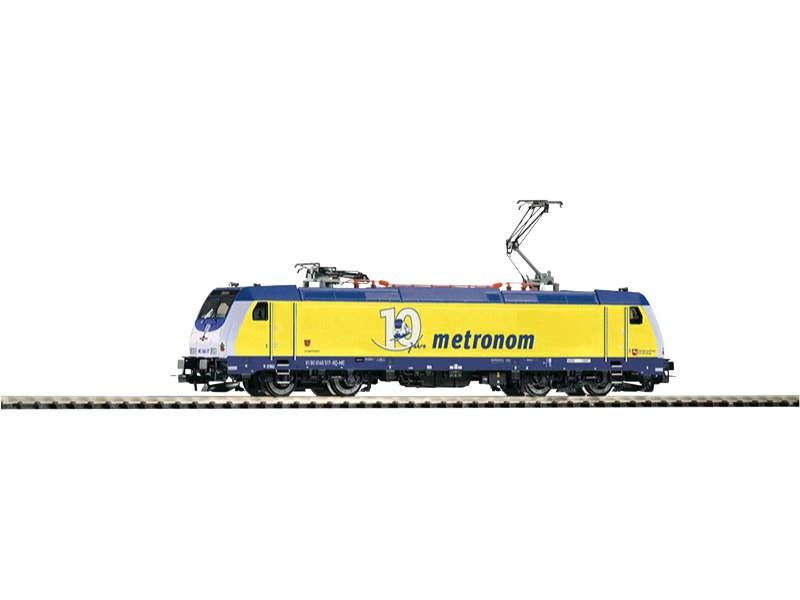 E-Lok BR 185.2 Metronom, AC-Version, Epoche VI, Spur H0