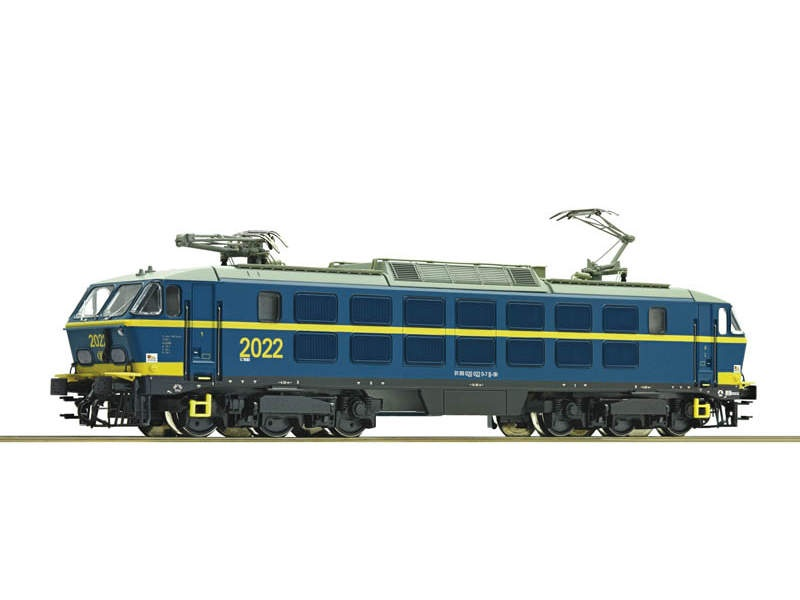 E-Lok Reeks 20 SNCB Sound H0