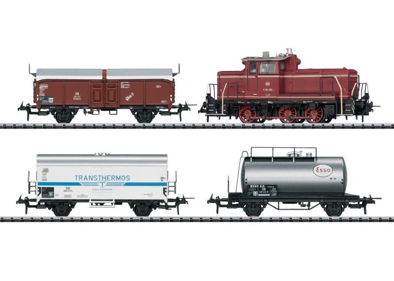 Zugpackung Übergabe-Güterzug Deutsche Bundesbahn, Express