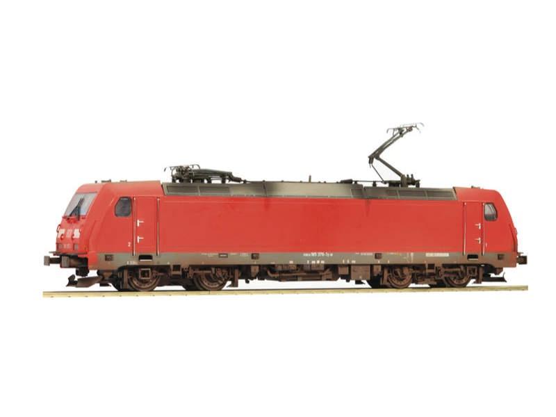E-Lok BR 185.2 gealtert DB-AG H0