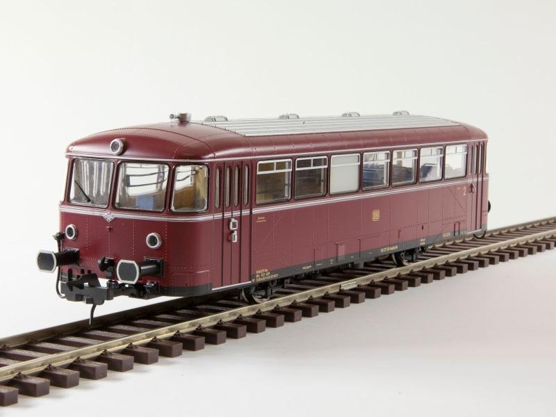 Schienenbus VS 98 Steuerwagen, DB, Bw Buchholz, Ep.3, Spur 0