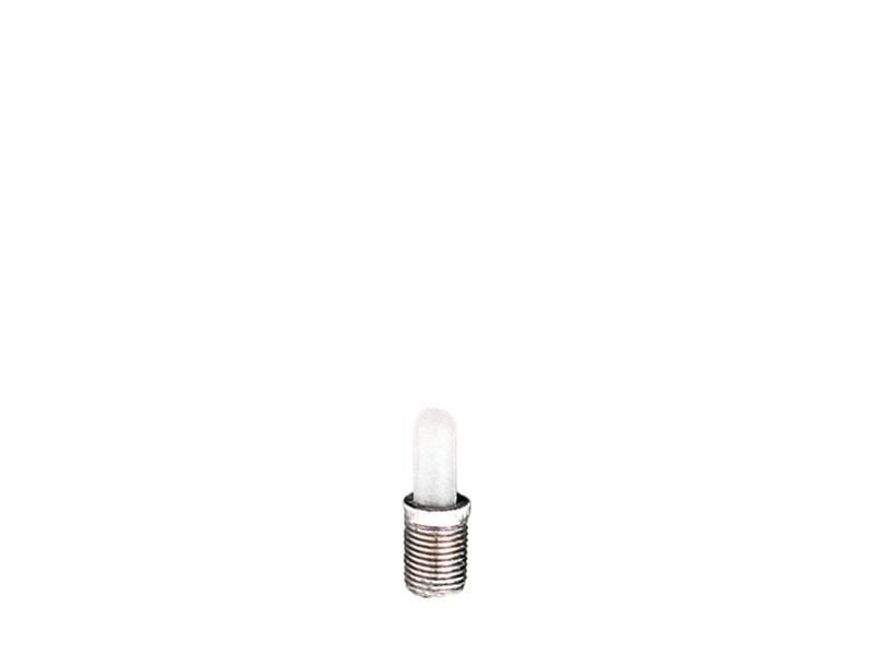 Schraubbirne M 3,5 x 0,35 16V/30mA, matt