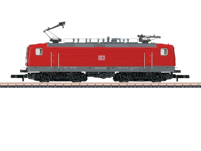 Elektrolokomotive BR 143 DB AG Spur Z