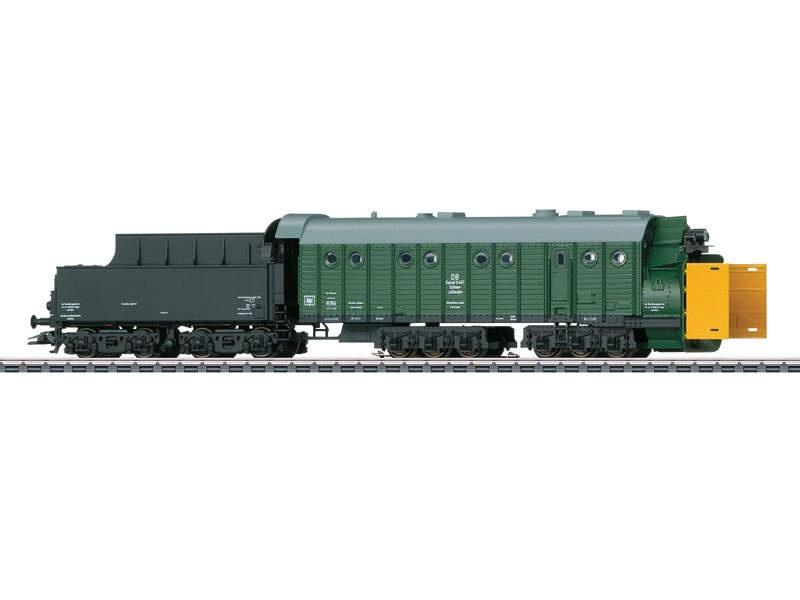 Dampfschneeschleuder Henschel mit Tender 2`2`T 26 DB mfx H0