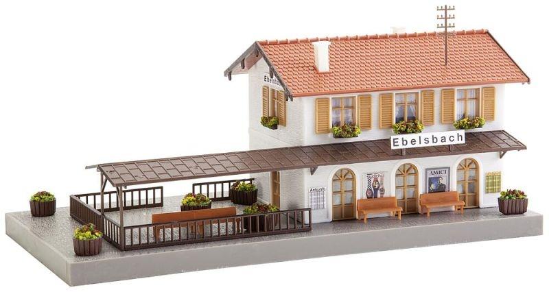 Bahnhof Ebelsbach Bausatz, Spur H0
