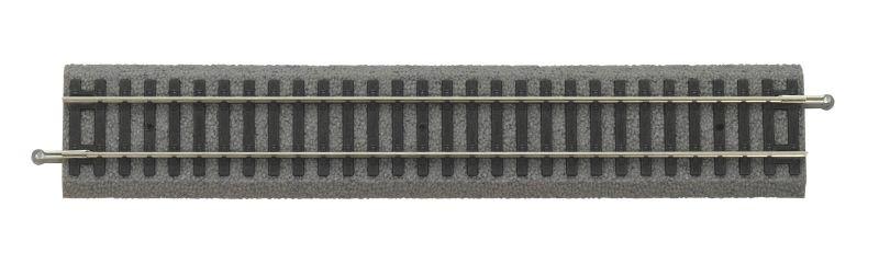 A-Gleis mit Bettung Gerade G231, Spur H0