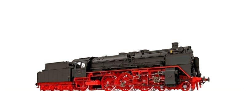 Dampflok BR 02 DRG, II, DC Analog BASIC+, Spur H0