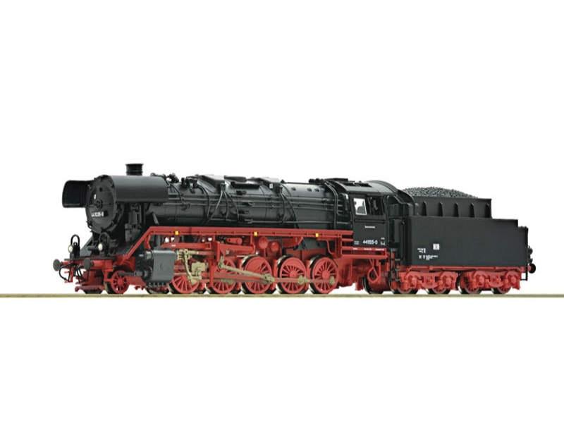 Dampflokomotive 44 1225 DR Sound TT