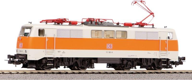 Sound-E-Lok BR 111 S-Bahn der DB AG , Ep. V, DC, Spur H0
