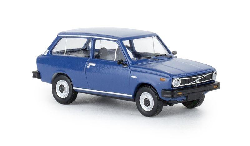 Volvo 66 Kombi, blau, 1975, 1:87 / Spur H0