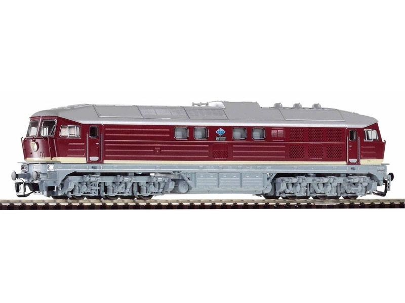 Diesellok BR 131 der DR, Ep. IV, Spur TT