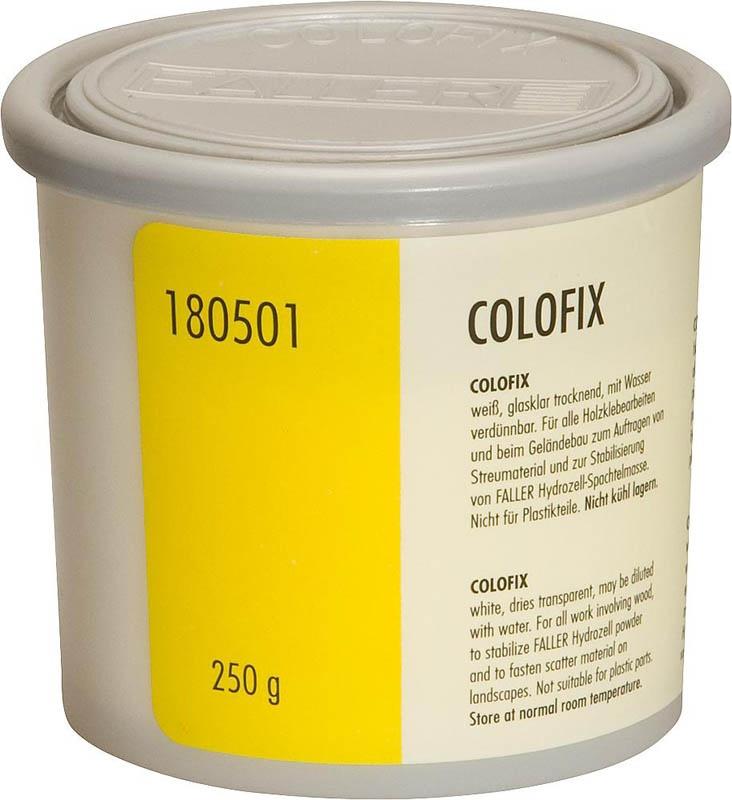 Colofix, weißer Holzleim, 250 g