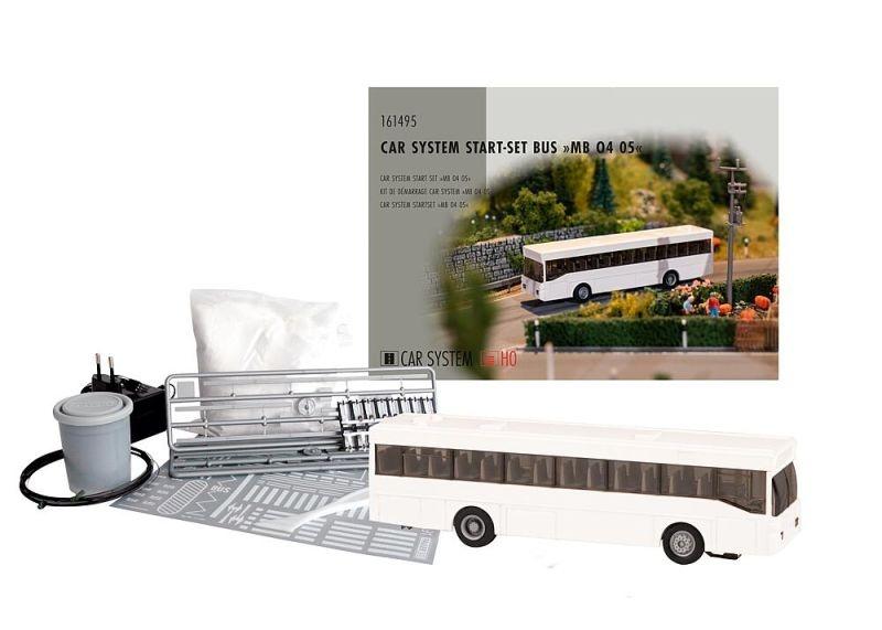 Car System Start-Set Bus MB O405 inkl. Decos, Spur H0