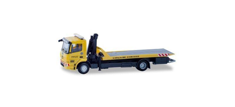 Mercedes-Benz Atego `13 Abschleppfahrzeug mit Kran 1:87 / H0